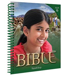 PDP Bible:  Elementary Grade 6 Teacher Edition