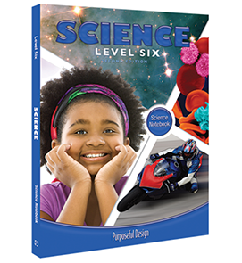 PDP Science:  Elementary Level 6 Student Notebook