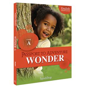 Wonder A Ages 3-4