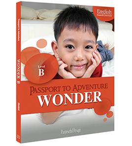 Wonder B Ages 4-5