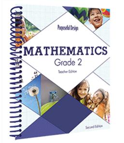 PDP Math:  Elementary Grade 2 Teacher Edition