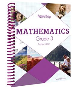 PDP Math:  Elementary Grade 3 Teacher Edition