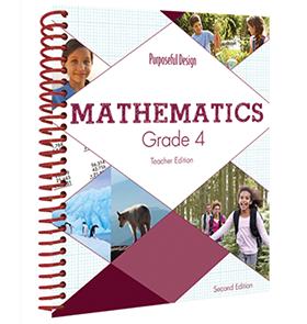 PDP Math:  Elementary Grade 4 Teacher Edition