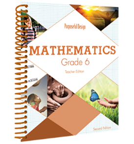 PDP Math:  Elementary Grade 6 Teacher Edition