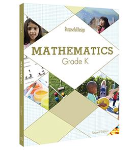 PDP Math:  Elementary Kindergarten Student Edition