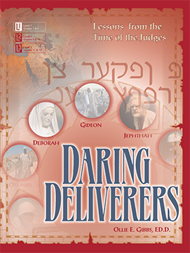 PDP Middle School Bible:  Daring Deliverers