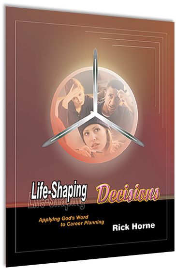 PDP High School Bible:  Life-Shaping Decisions