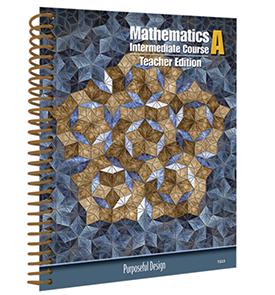PDP Math:  Intermediate Course A Teacher Edition