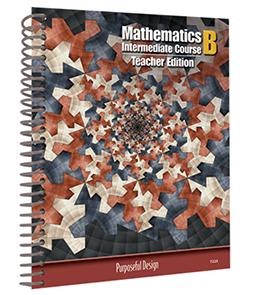PDP Math:  Intermediate Course B Teacher Edition
