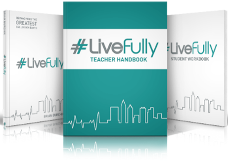 PDP High School Bible:  #LiveFully