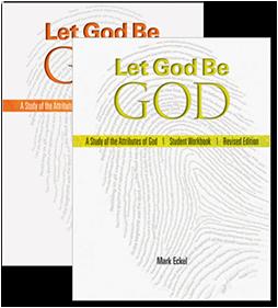 PDP High School Bible:  Let God Be God