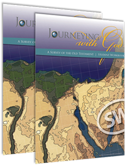 PDP High School Bible:  Journeying with God, A Survey of the Old Testament