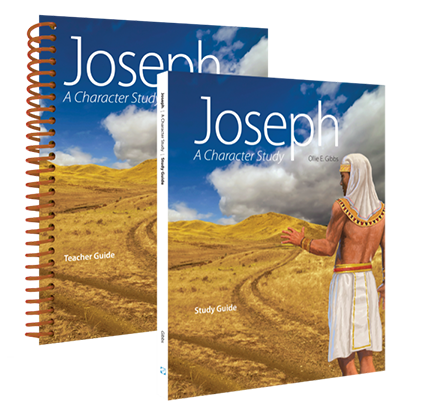 PDP Middle School Bible:  Joseph, A Character Study