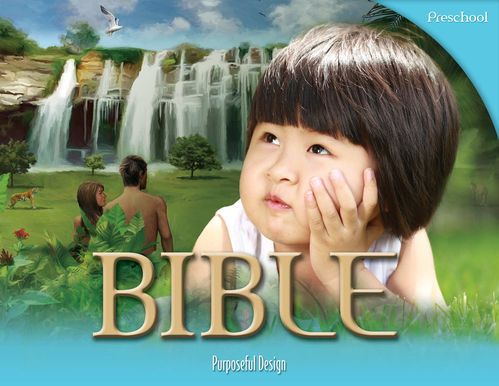 This textbook series will be a catalyst for a lifelong relationship with Jesus. It is straightforward and relevant, powerful enough to change a child's heart. The teacher edition includes full-color visual aids, and CDs with BLMs and music.