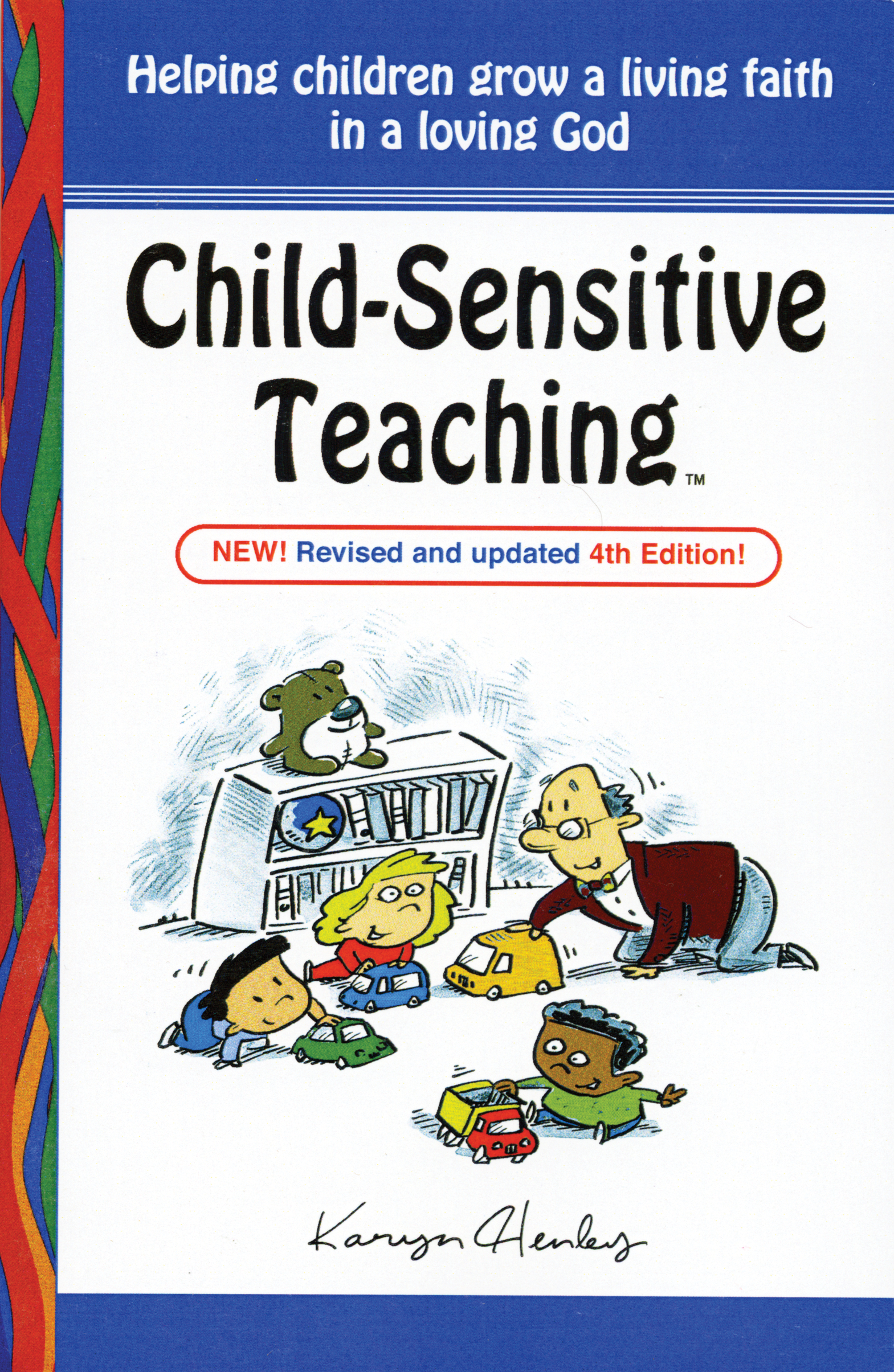 This book focuses on such topics as communicating with young children, individual learning differences, faith development, and more. A work book is also available.