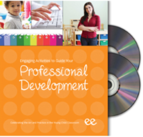 This training component, formated on two CDs, can be used by directors to lead their team in a yearlong presonal/peer evaluation process.
