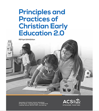 Principles and Practices of Christian Education