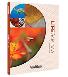 PDP Science:  Upper Level Life Science Student Lab Manual