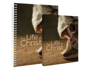 PDP Middle School Bible:  The Life of Christ