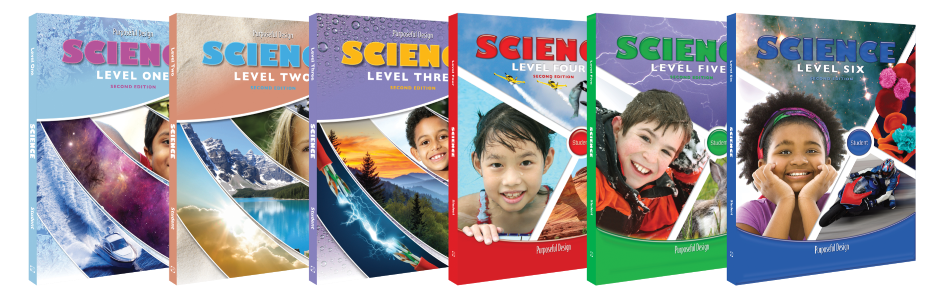 PDP Elementary Science Textbooks