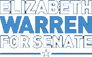 Join Elizabeth Warren in support of Jeanne Shaheen, Mary Landrieu and Kay Hagan