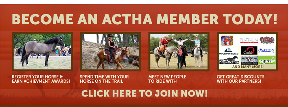 Become an ACTHA Member Today, Click to Join