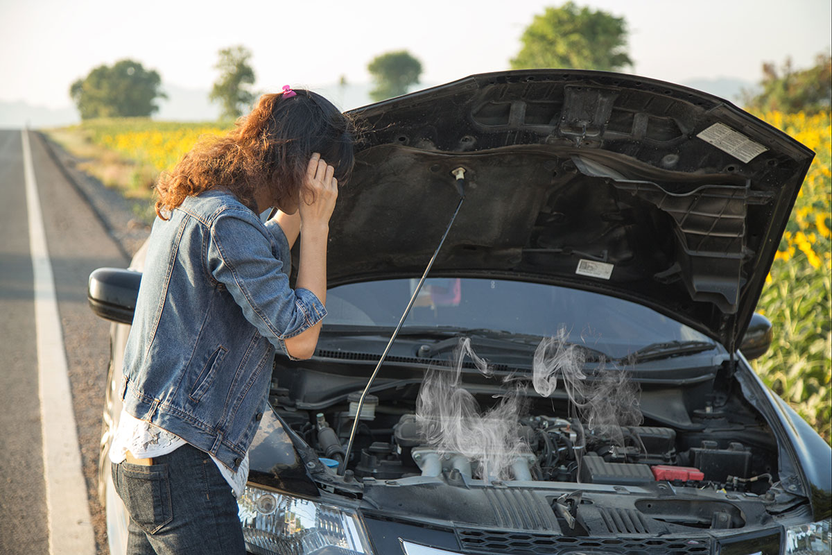 Don't Let Your Car Overheat This Summer