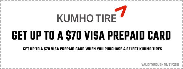 Get up to a $70 Visa Prepaid Card Coupon