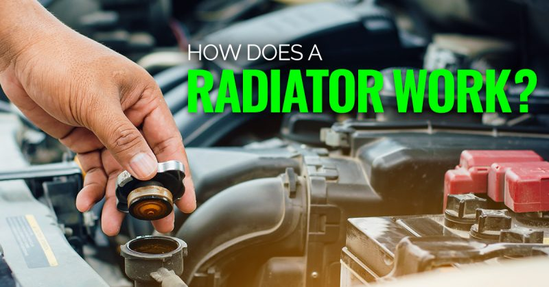 Important Things to Understand About Your Radiator