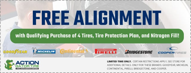 Free Alignment * Coupon