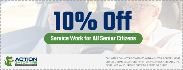 Senior Citizen Discount Coupon