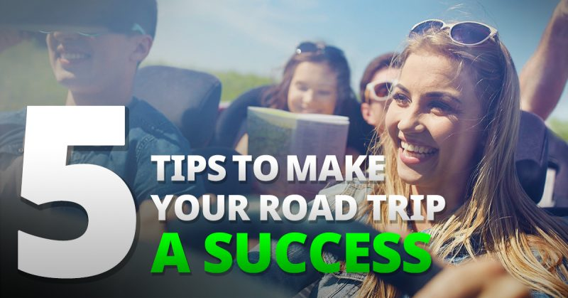 Car Safety Tips for Road Trips | Action Gator Tire
