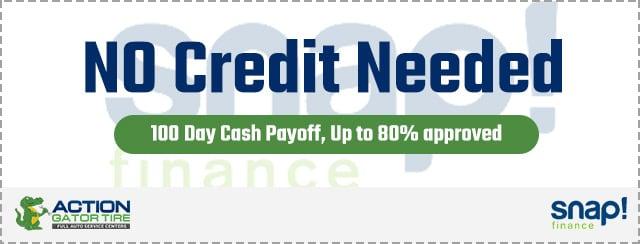SNAP Financing Coupon