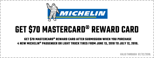 Get $70 MasterCard® Reward Card Coupon