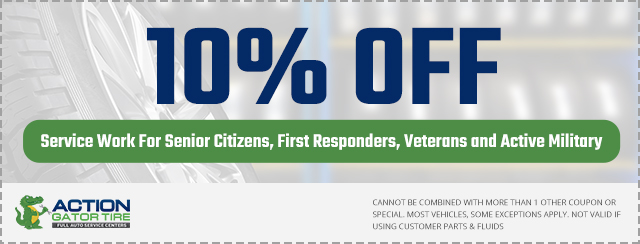 Senior Citizen, Military, First Responders, Veterans and Active Duty Military Coupon