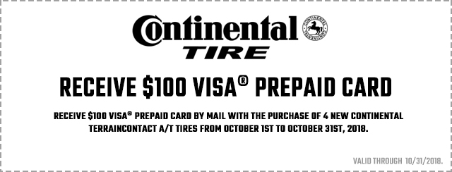 Get $100 Visa® Prepaid Card Coupon