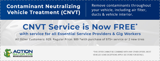 CNVT Service is Now Free*! Offer