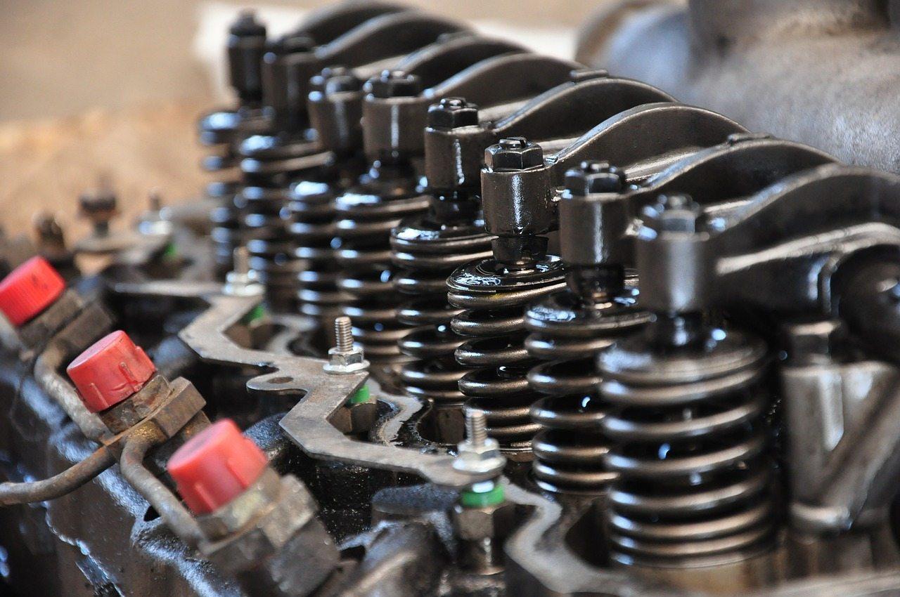 Car-engine-close-up