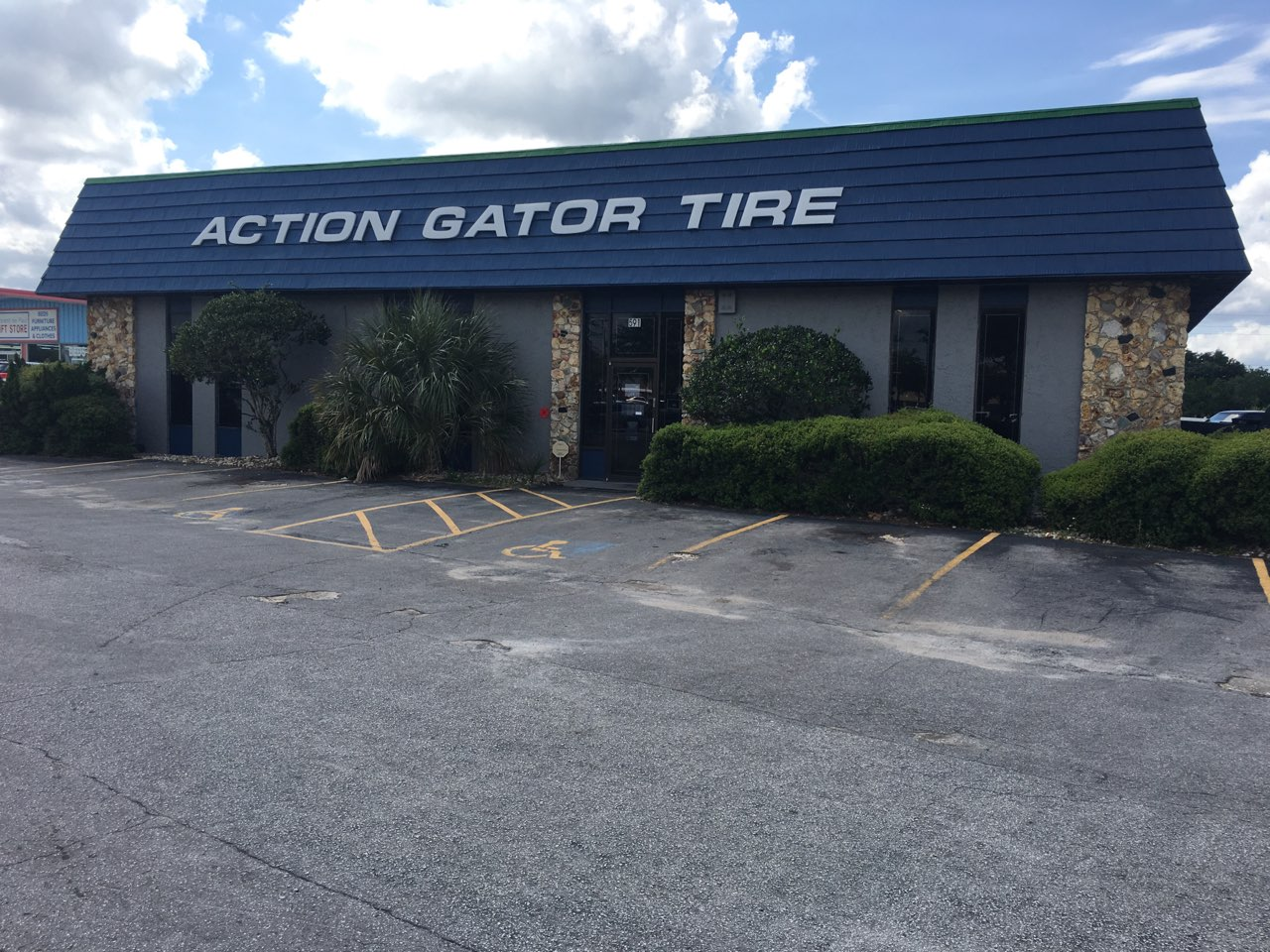 Action Gator Tire Clermont