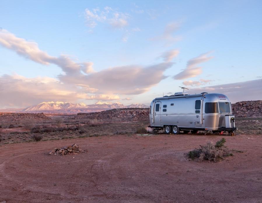 Toy-hauler-travel-trailer