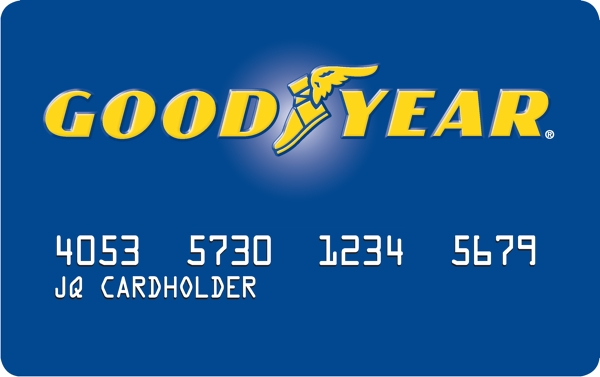The Goodyear Credit Card