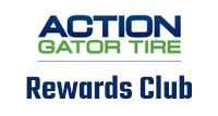 Action Gator Tire Rewards Club