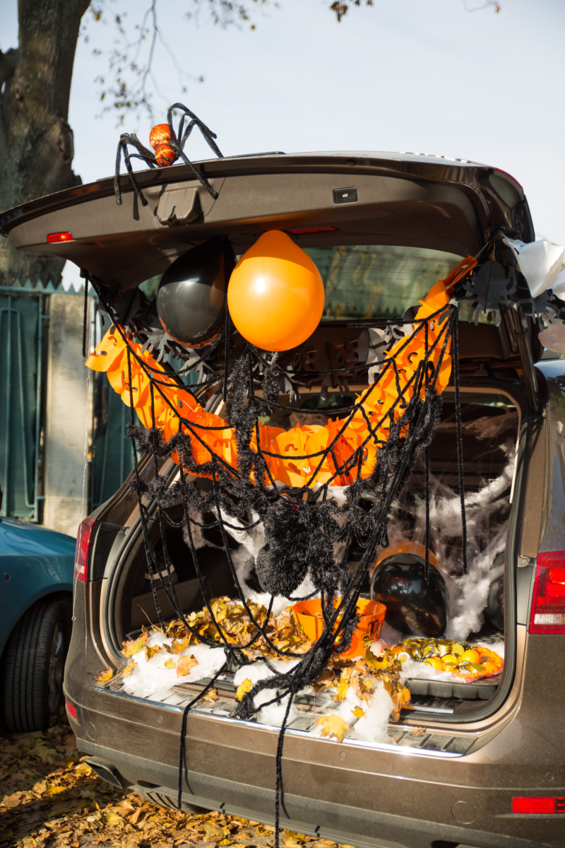 5 Tips for A Successful Trunk or Treat