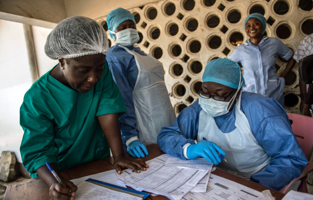 <p>Provide basic life-saving health services for 2.2 billion people every year.</p>