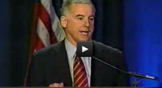 Watch his acceptance speech and learn about what Howard Dean accomplished as DNC Chair.
