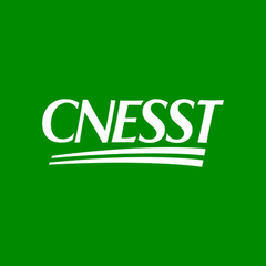 Logo of CNESST