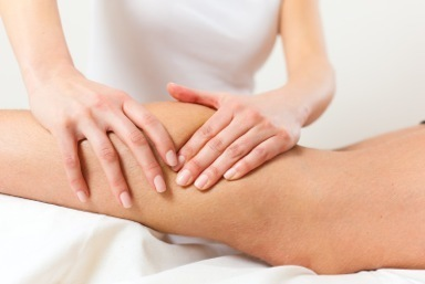 Picture of the Lymphatic Drainage's service