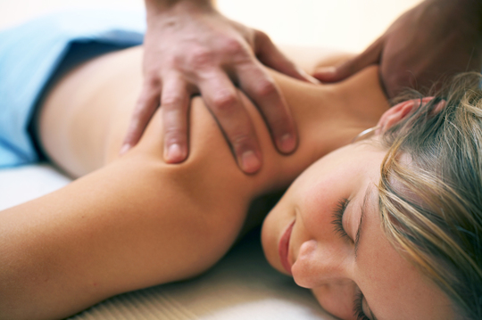 Picture of the Massage-Therapy's service