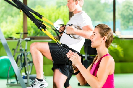Picture of the TRX Suspension Training's service