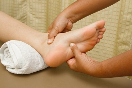 Picture of the Reflexology's service